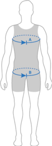 Anleitung für die Größenmessung